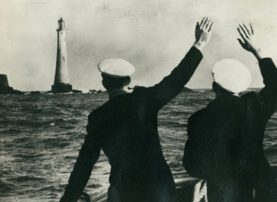 Lighthouse keepers approaching Eddystone.jpg
